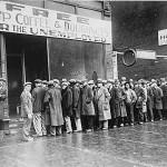 Lidiando con el desempleo como un hombre