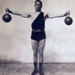 Hazte tan fuerte como un toro: entrenamiento con pesas rusas